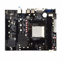 A780 Motherboard 780G Mainboard Support DDR3 Memory Dual Channel AM3 CPU 16G Memory Storage Desktop Computer 2x DDR3 DIMMs slot