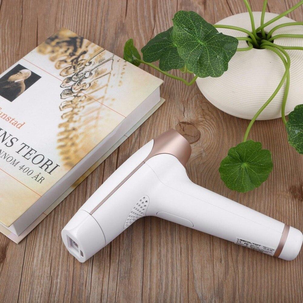 Utilisation sûre épilation du visage et du corps rasoir indolore IPL maison lumière pulsée pour hommes et femmes avec affichage LCD nouveau - 3