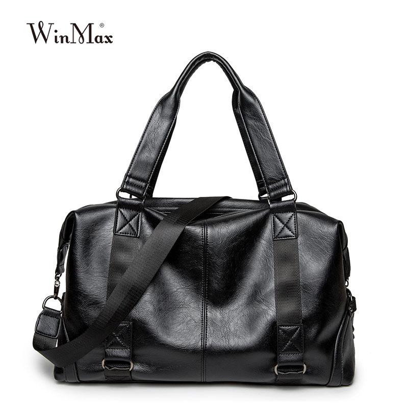 Winmax Quality Men Bags Casual Men Handbags Pu Leather Male Crossbody Bag Men's Travel Messenger Bags Laptop Briefcase for Men casual canvas women men satchel shoulder bags high quality crossbody messenger bags men military travel bag business leisure bag