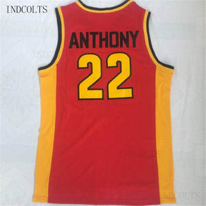 INDCOLTS Throwback Basketball Jerseys High School Yellow Basketball Jersey 96ef068a2