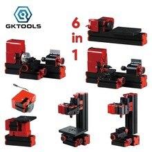 Z6000 6 in 1 Kit DIY 24W Basic Mini lathe kit 24W 20 000r min Standardized
