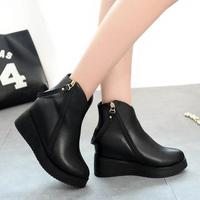 New for cold winter snow Boots Women shoes woman Fashion keep warm slip on lady Boots female shoes Large Sizes