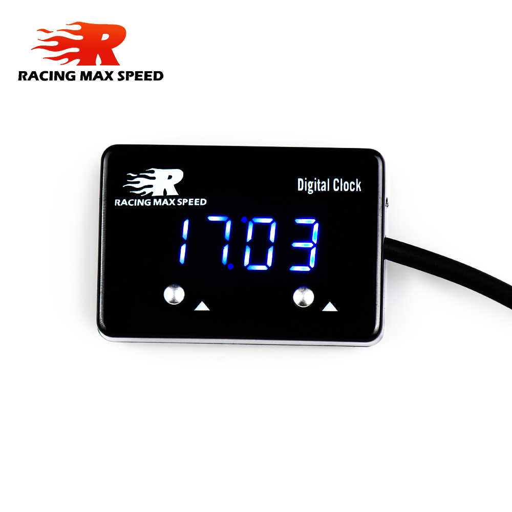 car accessories and motorcycle universal Electronics clock digital gauge