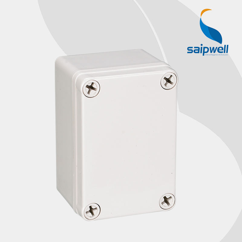 Low shipping Saipwell IP66 Waterproof Electronic Enclosure 65 95 55mm High quality type DS AG 0609
