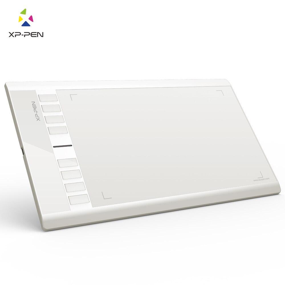 XP-Penna Star 03 Grafica Disegno Tablet con Batteria-trasporto PASSIVO Penna Digitale Penna