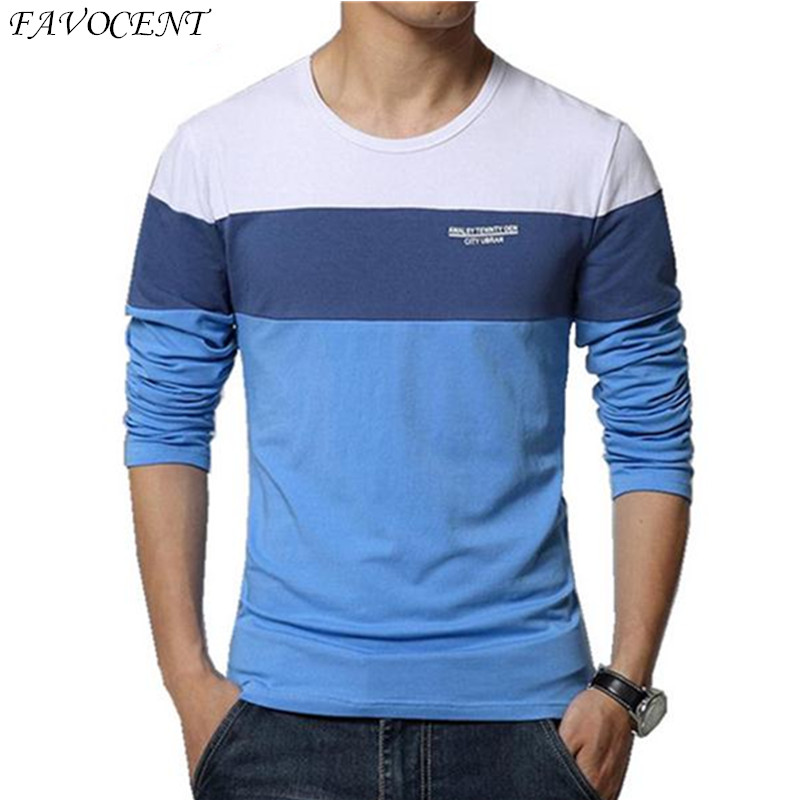 New Fashion Casual Fitness Slim Men 39 S Long Sleeved T Shirt
