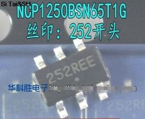 NCP1250BSN65T1G NCP1250 252RYT SOT23-6 интегральная схема