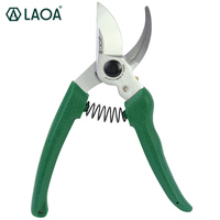 LAOA Pruning Scissors SK5 Pruner Sharp Fruit Pick Tools Tree Branch Cutters Flower Shears Grafting Pruners