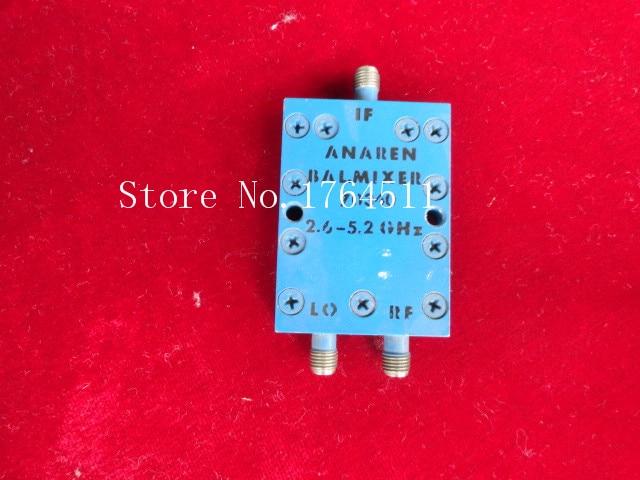 [BELLA] ANAREN 70340 RF/LO:2.6-5.2GHz RF Coaxial Mixer SMA