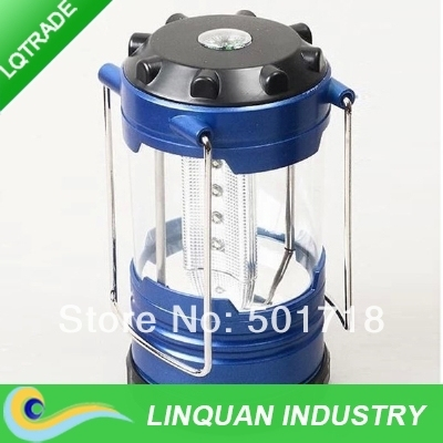 $15 off per $150 order New outdoor climbing camping trip,tent camp lighting lamp and 12 LED little lantern emergency