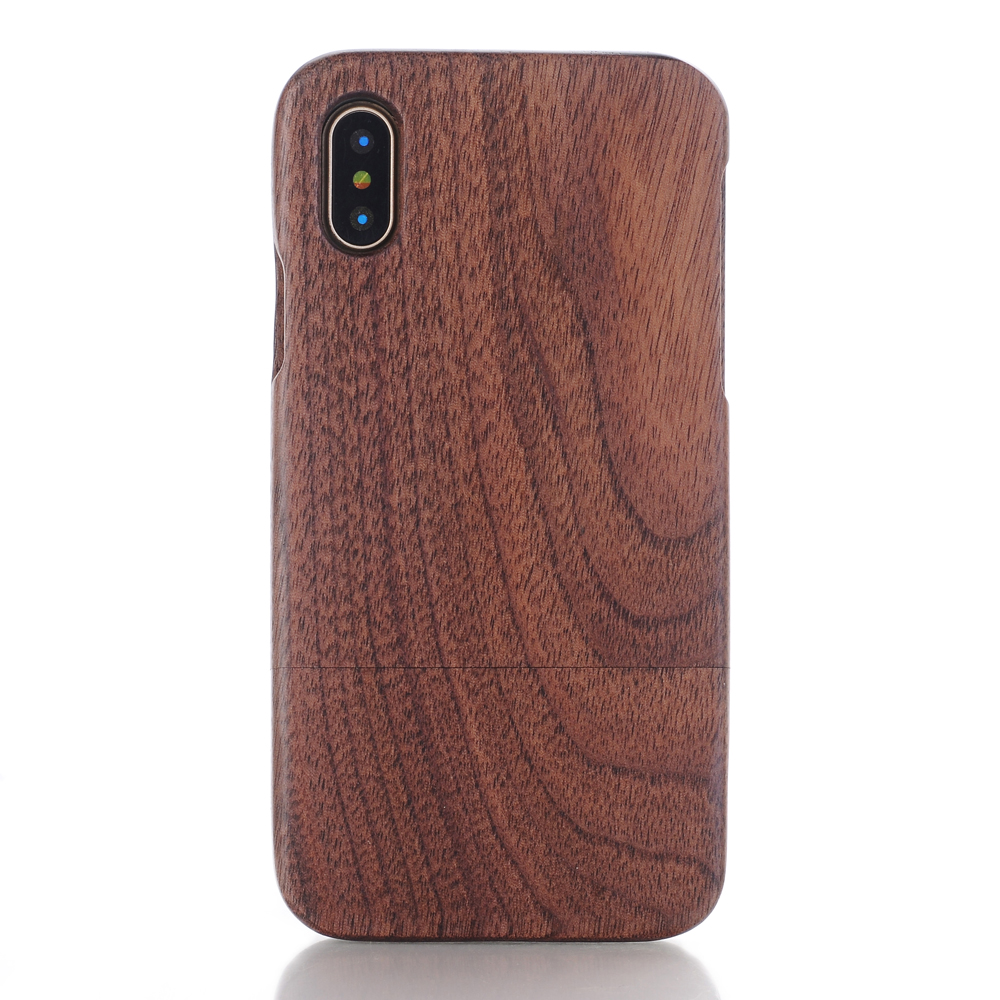 HTB18cOubsnI8KJjSsziq6z8QpXa7 Natural Green Real Wood Wooden Bamboo Case For iPhone XS Max XR X 8 7 6 6S Plus 5 5S SE Case Cover Phone Shell Skin Bag