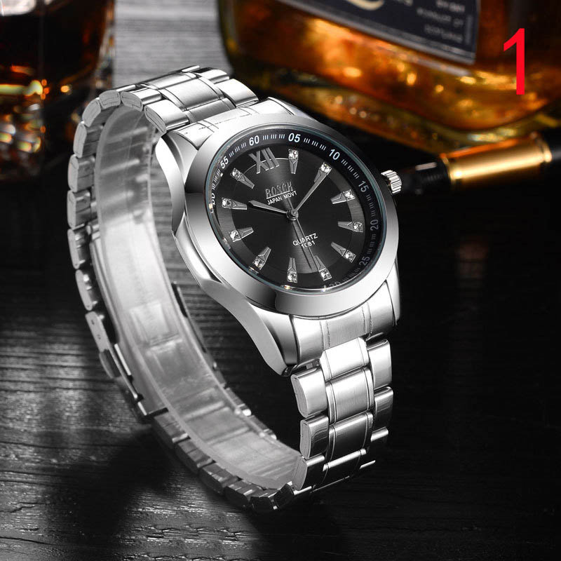 Brand watch men's automatic mechanical watch men's watch steel belt fashion trend luminous waterproof men's watch шкатулка декоративная феникс презент дождь в париже 17 2 х 11 5 х 6 5 см
