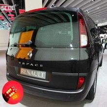 Для Renault Espace IV Espace V Captur SCOE 2X 30SMD светодиодный тормоз/Стоп/парковка задний/задний фонарь/светильник для автомобиля