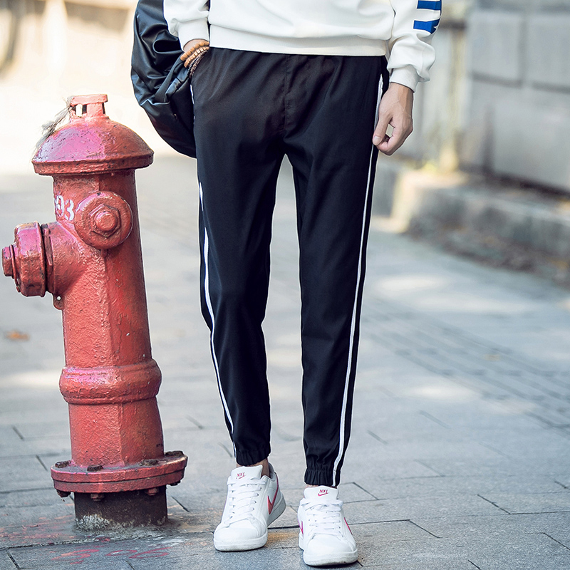 KPU New 2018 Spring Outside Mens Casual Pants Quickly Dry Active Mens Working Man Exercise Physical Trousers Male Sweatpants
