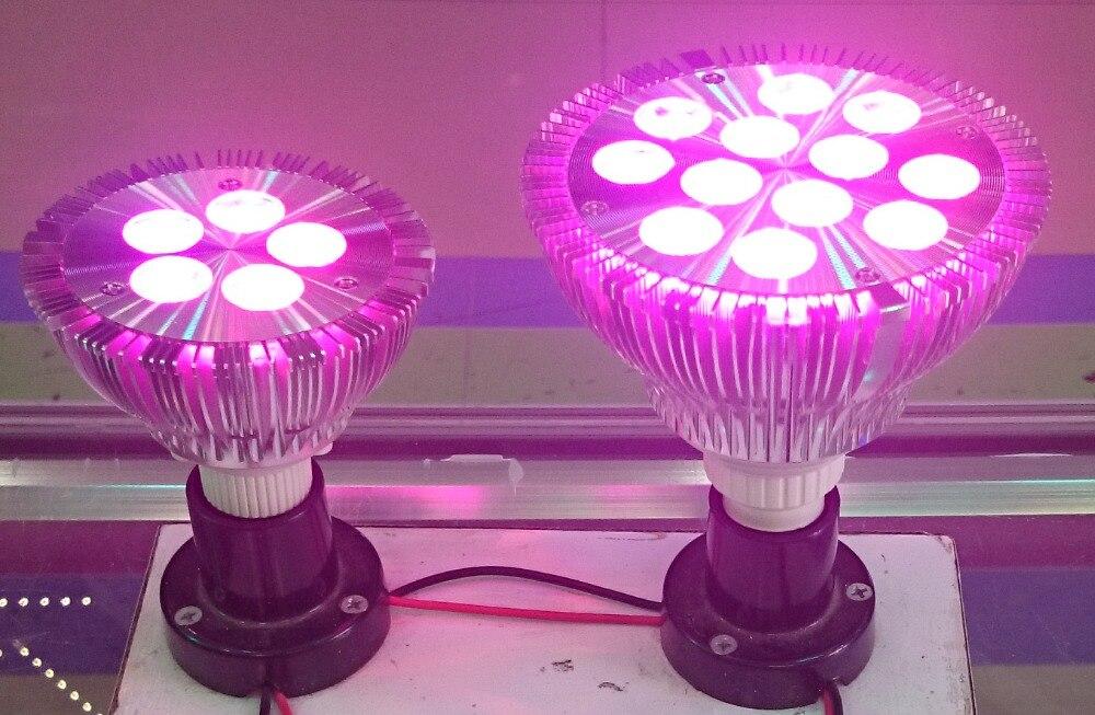 IPROLED 12 W PAR38 télécommande ou WIFI contrôle RGB/RGBW/RGBWW/RGBCCT et luminosité dimmable led spot ampoule lumière