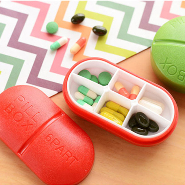 Hot Sale Storage Boxes Bins Pill Box Plastic Container For Storage