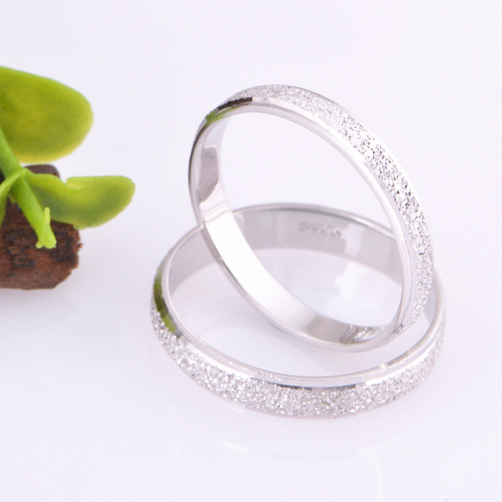Couple Rings For Men & Women Decoration Engagement Jewelry Without ...