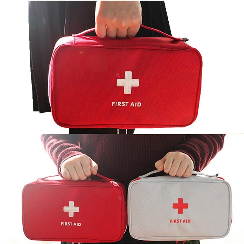JXSLTC Merk Draagbare Ehbo Tas Emergency Medische Survival Kit - Home opslag en organisatie - Foto 6