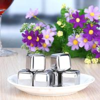304 Stainless Steel Ice Particles Frozen Ice Cream Of Tartar And Creative Wine Whiskey Beer Bar