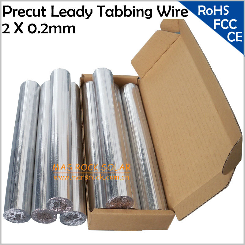 2x0.2mm Leady Tabbing Wire for Solar Cells Soldering, Precut 2mm PV Ribbon Tabbing Wire,Wholesale Solar Tab Wire for Solar Panel dual lc to lc fiber patch cord jumper cable mm duplex multi mode optic for network 3m 5m 10m 20m 10ft 16ft 33ft 66ft