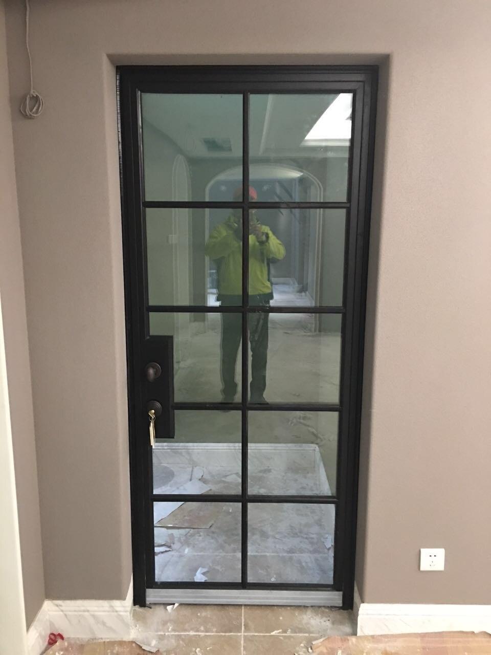 Steel Casement Doors Steel Doors And Windows Designs Glazing Metal Windows Exterior Metal Door With Window