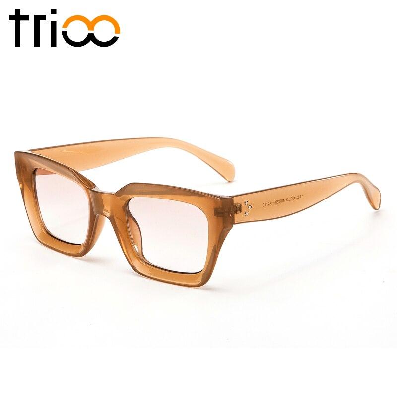 TRIOO բարձրորակ քառակուսի ակնոցներ - Հագուստի պարագաներ - Լուսանկար 2