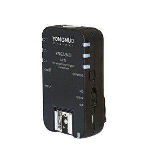 Image 5 - Yongnuo Neue Verbesserte YN 622NII YN622NII Drahtlose Ttl blitzauslöser 2 Transceiver HSS 1/8000 s Für Nikon Kameras mit aufspürennr