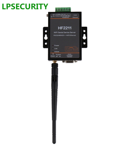 Image 5 - LPSECRITY סידורי שרת RS232 RS485 RS422 כדי wifi RJ45 ethernet יציאת מודול ממיר בקר