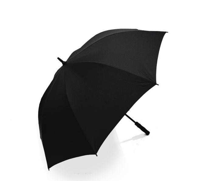 10pcs/lotLarge mens golf gift umbrella straight business business clear umbrella creative long handle umbrella SN1703