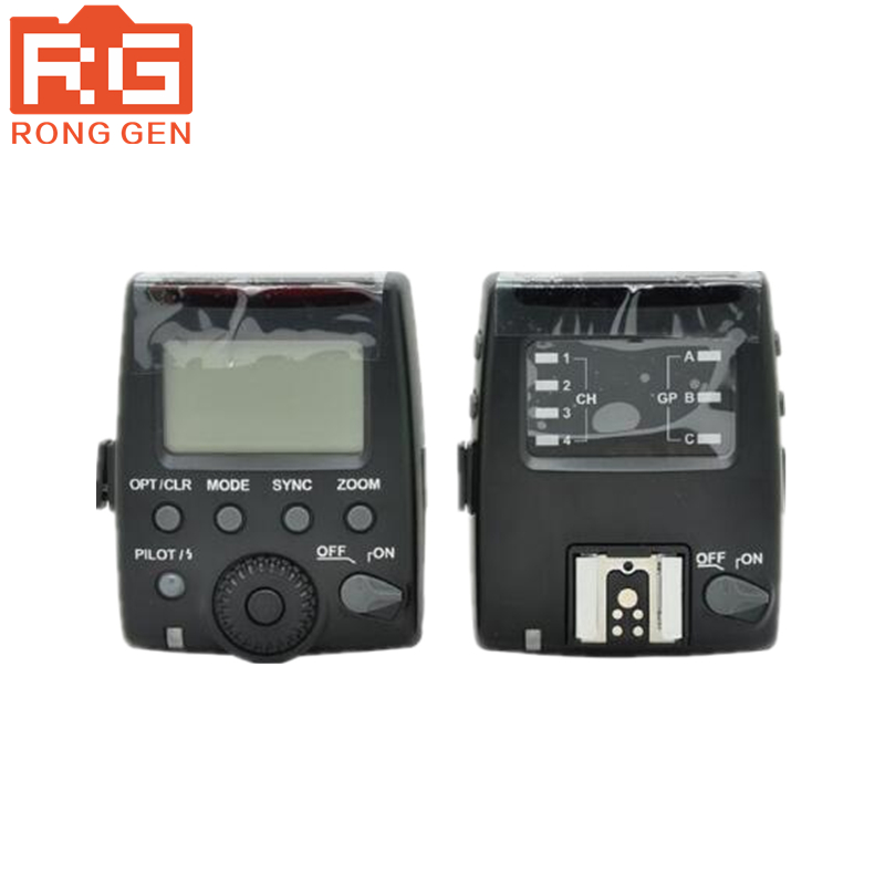 MeiKe МК GT600 mk-gt600n приемник 2.4 г Беспроводной 1/8000 s HSS TTL внезапный приемник для Nikon D7100 d7000 D5100 D5000 D5200