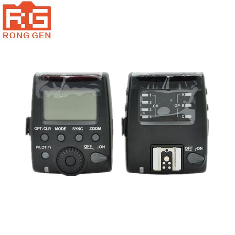 Meike MK GT600 MK-GT600N Receiver 2.4G Wireless 1/8000s HSS TTL Flash trigger Receiver for Nikon D7100 D7000 D5100 D5000 D5200 inseesi pixel king x receiver rx 2 4g ttl wireless flash trigger high speed 1 8000s for nikon camera d7000 d3100 d5200 d600 d90