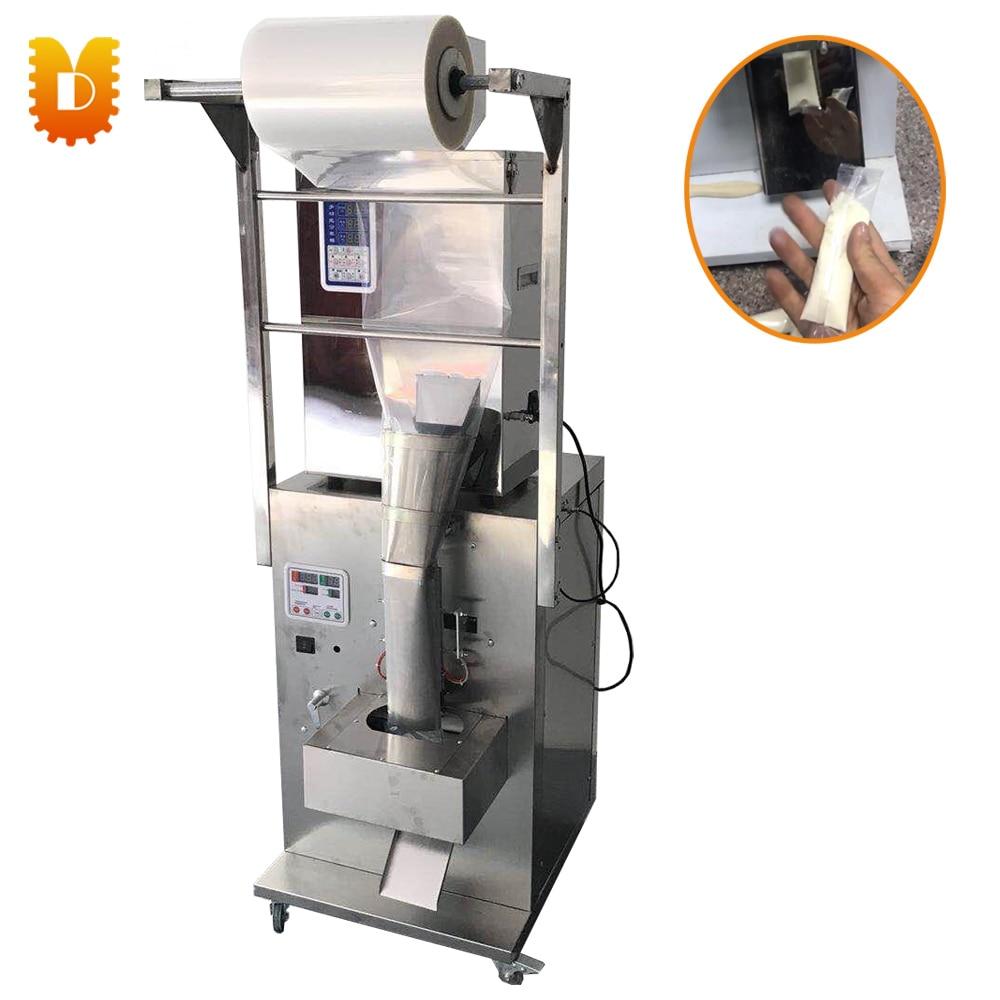 1-999g Snack Food Cereali Granuli E Polvere di Riempimento E Confezionamento Macchina/Automatico Posteriore di Tenuta Della Macchina