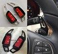 Volante Paddle Extensão Shifter Guarnição Para Mercedes C CIA S GLE GLC E Benz Classe CLS W205 C117 W222 W166 C292 X205 W213