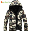 New Fashion Winter&Autumn Jacket Men Warm Camouflage Jacket Men Overcoat  Parka Casual Jackets Top Quality Cotton Coats