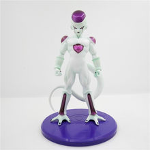 NOVA 21 cm Huong Anime Dragon Ball Figura Megahouse DOD Freeza Dragon Ball PVC Brinquedos Action Figure Collectible Modelo Toy(China)