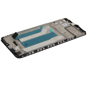 Image 5 - מקורי עבור Asus Zenfone מקסימום פרו M2 ZB631KL התיכון מסגרת לוחית LCD תמיכה Bezel שיכון תיקון החלפת חלקי חילוף