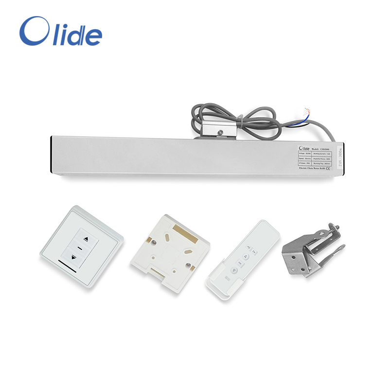 Olide Automatic Greenhouse Window Opener Device DC 24V White/Black ColorOlide Automatic Greenhouse Window Opener Device DC 24V White/Black Color