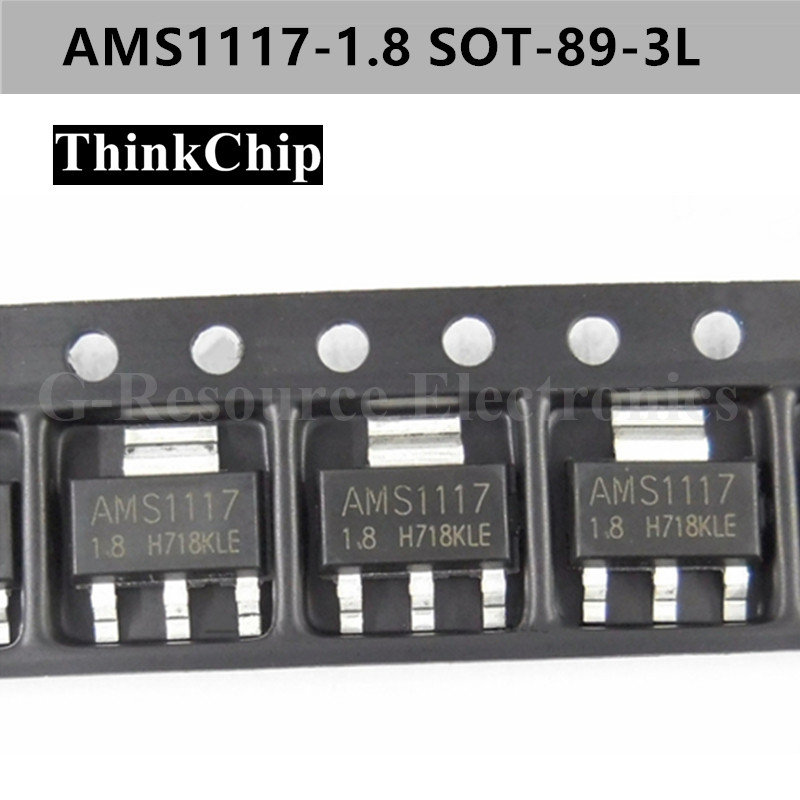 Free Shipping 20pcs/lot AMS1117 SOT-8 AMS1117-1.2,-1.5,-1.8,-2.5,-3.3,-5.0 Series Voltage Regulator