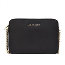 Micky Kenสำหรับผู้หญิง2018กระเป๋าถือหรูผู้หญิงออกแบบกระเป๋าBolsa Feminina Sac A Main Bolsos Mujerผู้หญิงกระเป๋ากระเป๋าCrossbody