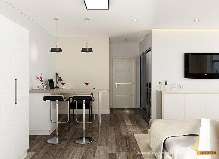 Современный Компактный Well-Equipped Hotel Apartment OP16-HOTEL4