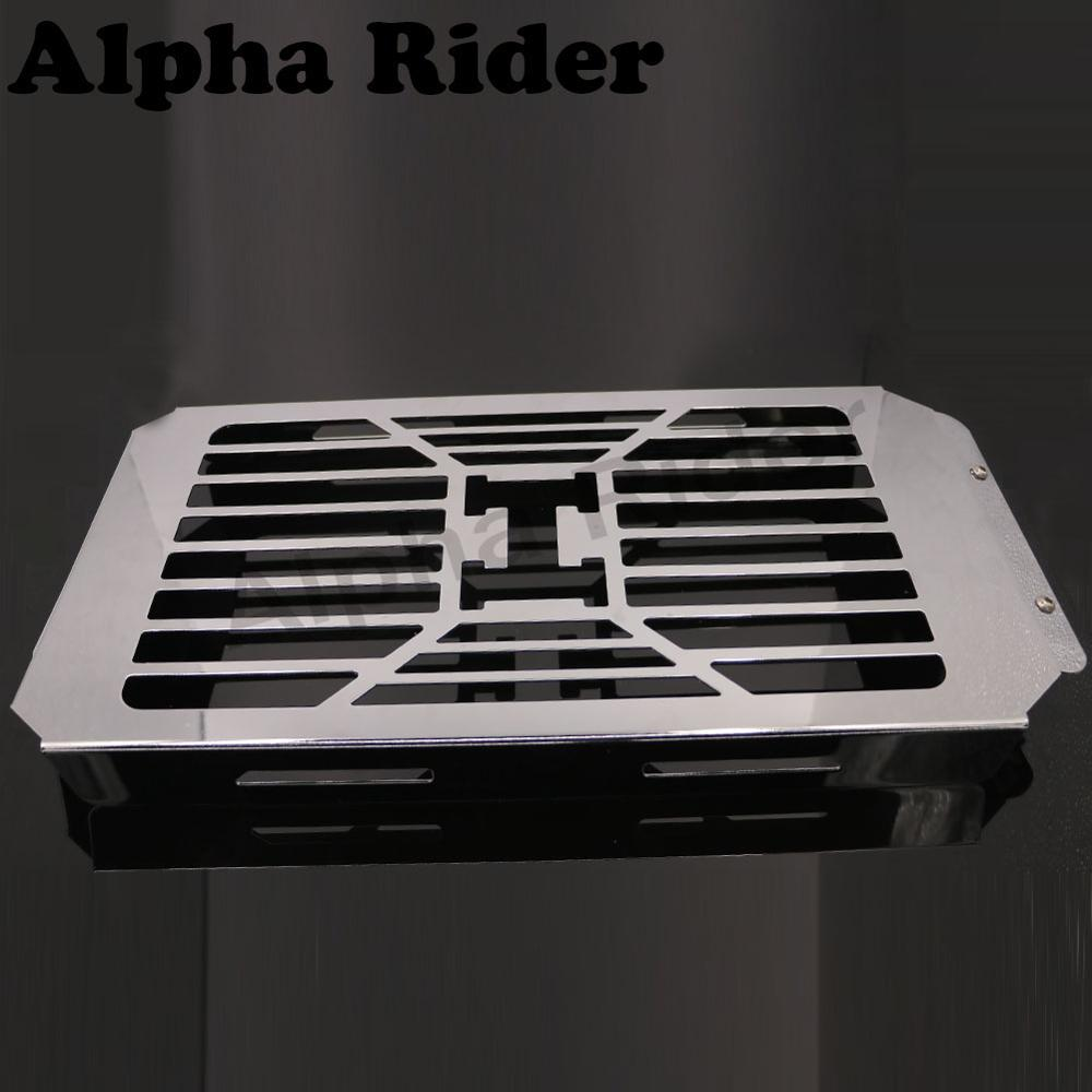 Motorcycle Radiator Cover Water Tank Cooler Grille Guard Fairing Protector for Honda VTX1800 2002 2008 2007