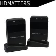 HDMI беспроводной передатчик и приемник extender до 30 м 100ft полный HD1080p поддерживается