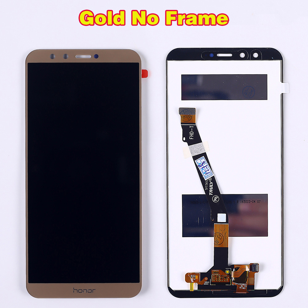 HTB18cZZRCzqK1RjSZFLq6An2XXaK Huawei Honor 9 lite 5.65 inch lcd Display Huawei Honor 9 Youth Edtion Touch screen Digitizer Assembly Frame with Free Tools