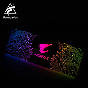 Image 5 - FormulaMod Fm DB, Gpu Decorative Backplate, With 5v 3pin Lighting LED Acrylic Backplane, Can Sync To Motherboard