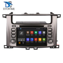 Android 9.0 8 Core Auto Stereo Land Cruiser 100 LC 100 Lexus LX470 1998-2007 Autoradio SD GPS RDS Navigation 3/4G Mit DVD