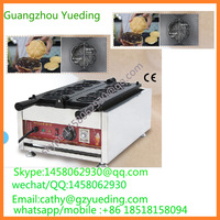 China Popular Design Cherry Flower Shaped Waffle Machine Waffle Cake Maker FOB Reference Price Get Latest