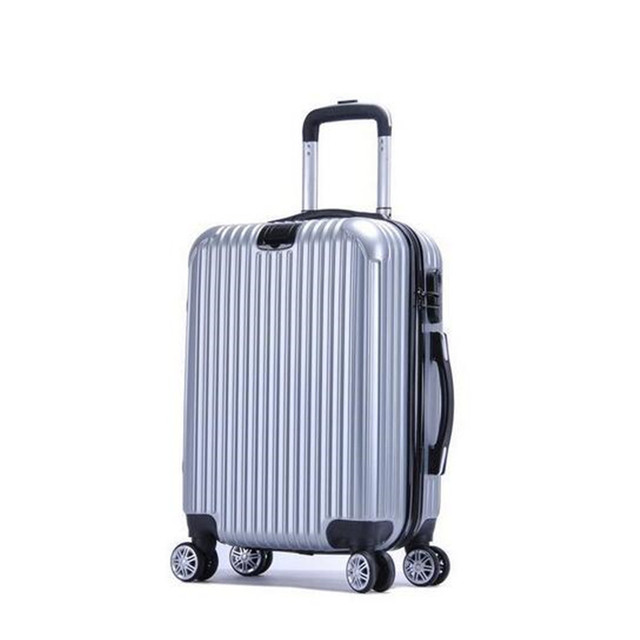 2016 New Hot Sales Women Butterfly ABS Trolley Suitcase High Quality Luggage Sets  20 24Inch A Set hot free shipping