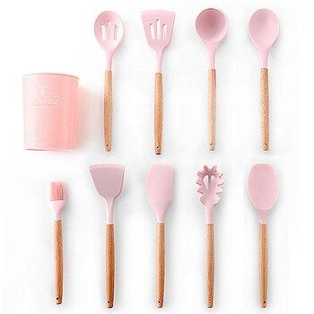 Pink 10pcs-B