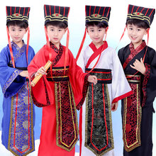 fc003bac1 Hanfu Children's style costume Han Chinese clothing knight costume ancient  costume stage drama film hat television