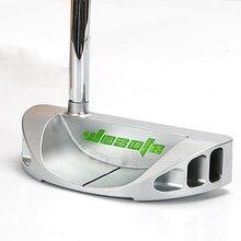 Clubes de golfe putter destro men forma semicircular forjado cnc aço eixo de dobra